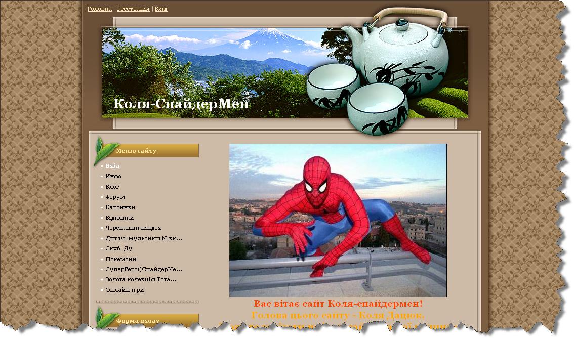 Студия веб дизайна драгомирика дениса